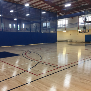 Indoor Basketball 3 and 4