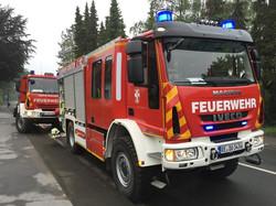 HLF 20 im Einsatz