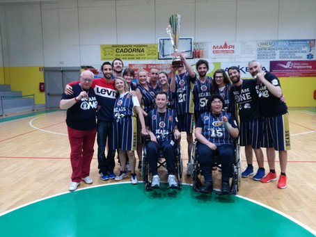 1ª CLASSIFICATA CATEGORIA CHAMPIONSHIP 2018/2019