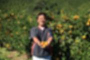 かきうち農園社長