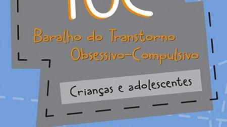 Baralho do transtorno obsessivo-compulsivo: Crianças e adolescentes
