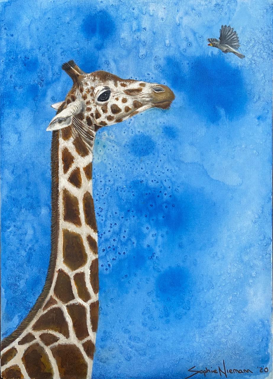 Giraffe Sophie Niemann