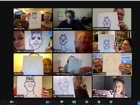 Virtual Caricature Workshop