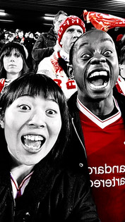 Michael and Wei at Anfield, Liverppol.jpg