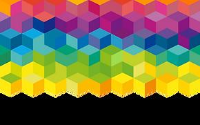Rainbow Cubes