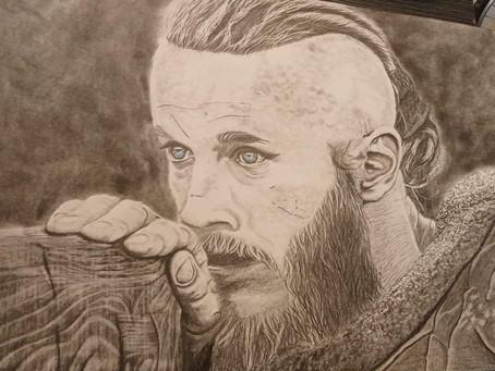 Ragnar Lothbrok By Harley Turner