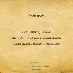 Protection (Haiku)
