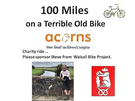 Acorns Children's Hospice and 100 Miles