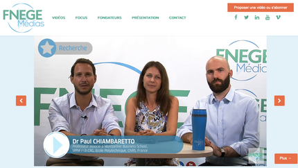 Our video about the management of internal coopetition on FNEGE Medias