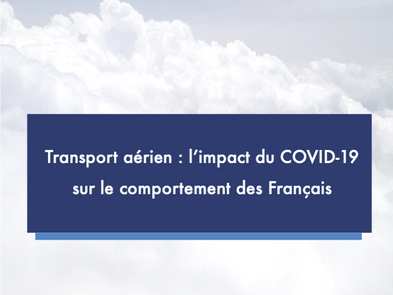 Our new report by the Chaire Pegase on the impact of COVID-19 on air transport