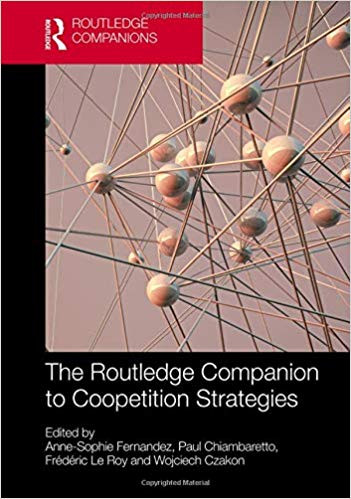 Our book about coopetition is finally out !