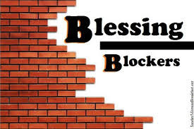 Blessing Blockers