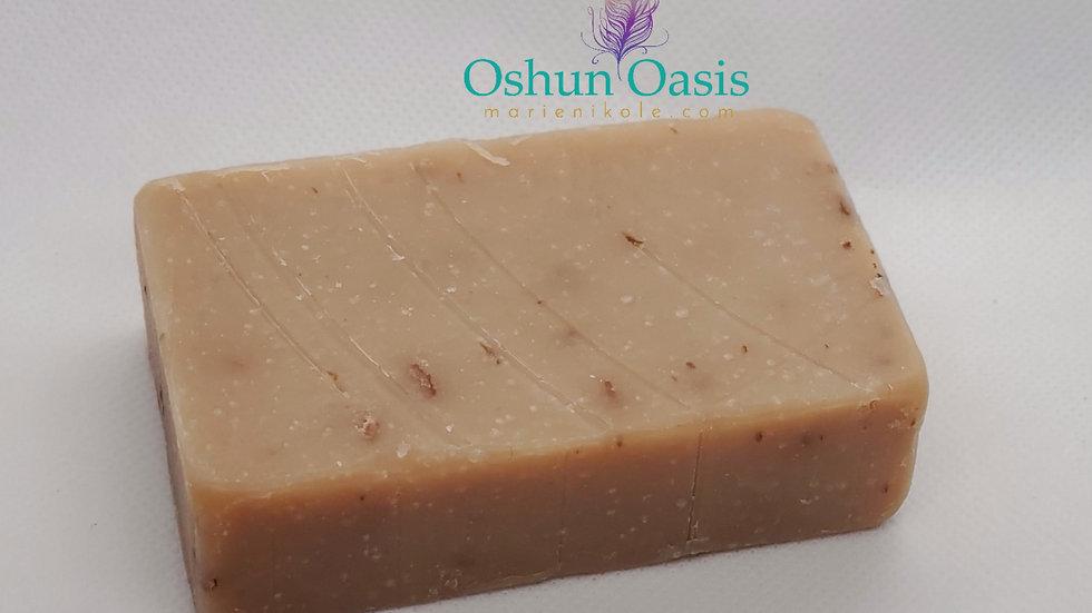 Oshun Oasis Oatmeal & Honey Soap (1bar)