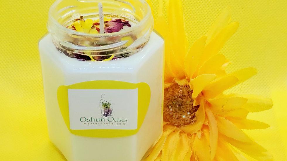 Oshun Oasis Skincare Scented Candle