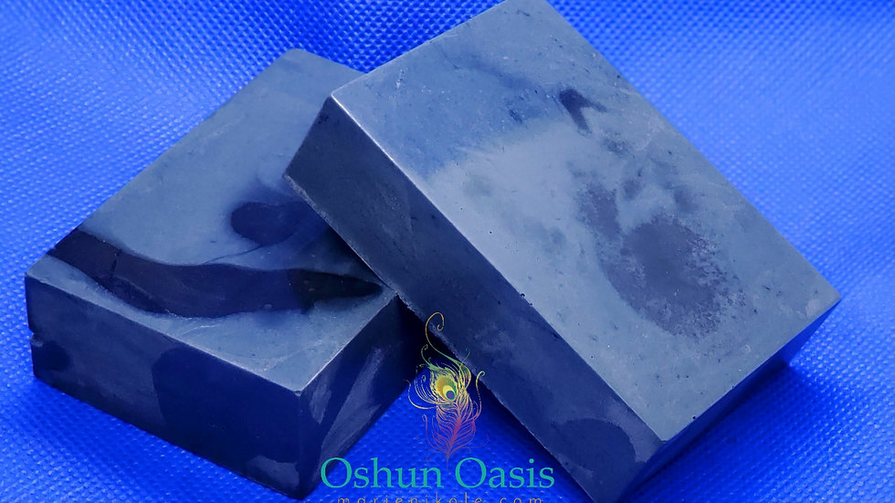 Activated Charcoal Soap (2 bars)