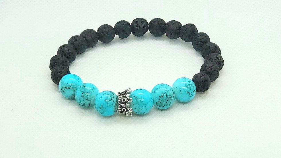 O.O.S Lava/ Gemstones Bracelets