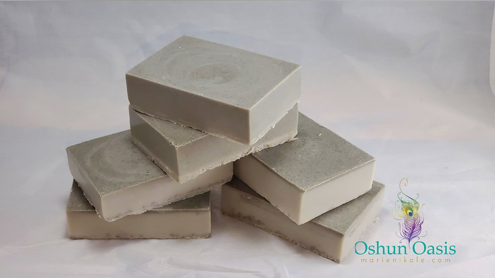 Bentonite Clay Soap (1 Bar)