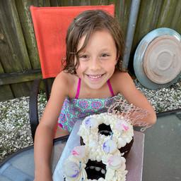 A happy birthday girl!