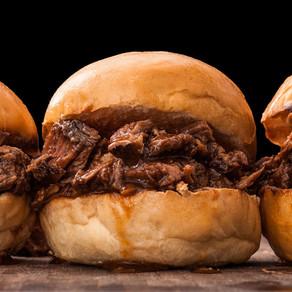 Crock Pot BBQ Beef Sliders