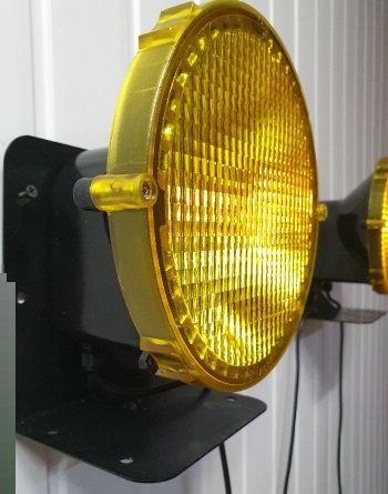 Предупреждающая лампа СПЛ-200 (комплект 2 шт.)