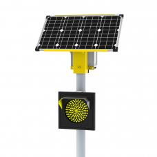 Автономный односторонний светофор Т.7.1 (200мм)