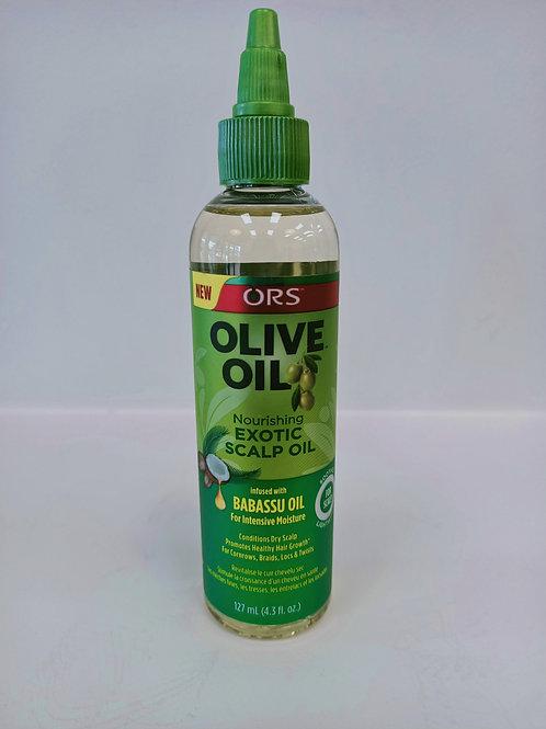 NOURISHING EXOTIC SCALP OIL