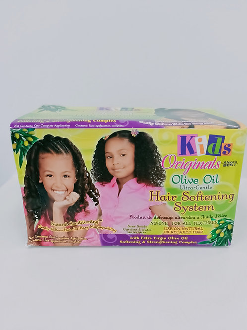 KID'S HAIR ORIGINALS