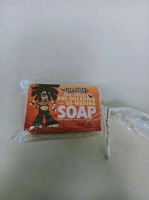 PRE-DREADING AND DE-WAXING SOAP