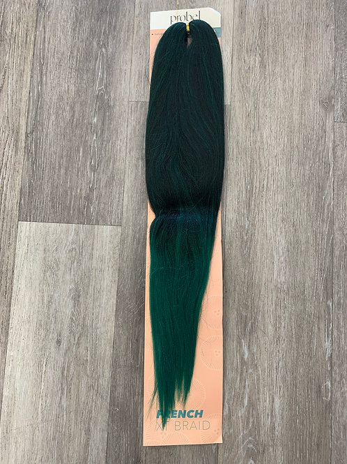 T1B/GREEN OMBRE