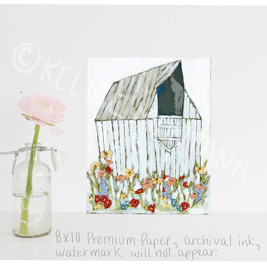 Floral Barn
