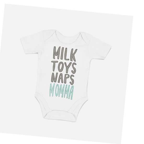 Milk Toys Nap Momma