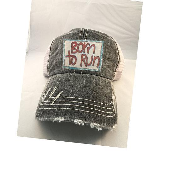 Born to Run Ballcap