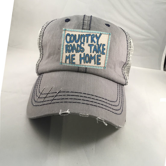Country Road Ballcap
