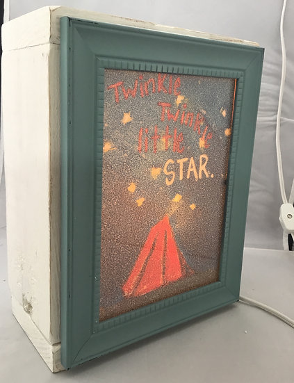 Twinkle Twinkle Light Box