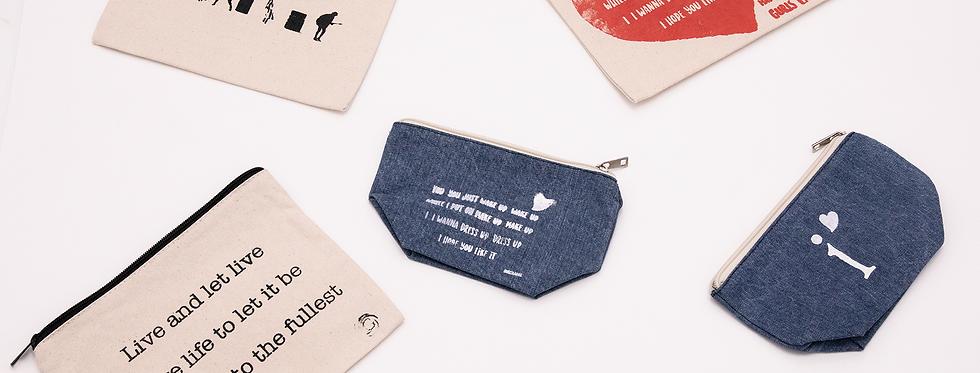 Small bag (denim)