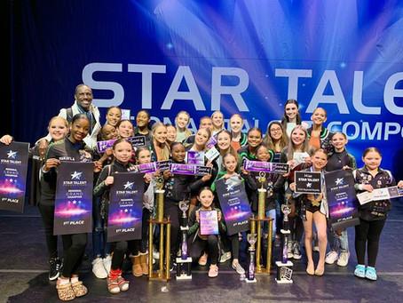 MOVE Company at Star Talent Feb. 21-23, 2020