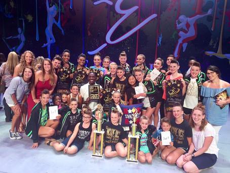 MOVE Dance Academy Wins BIG at Encore DCS Grand Finals National Championships