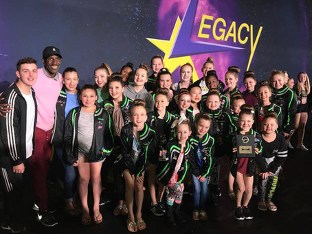 MOVE Success at Legacy Dance!