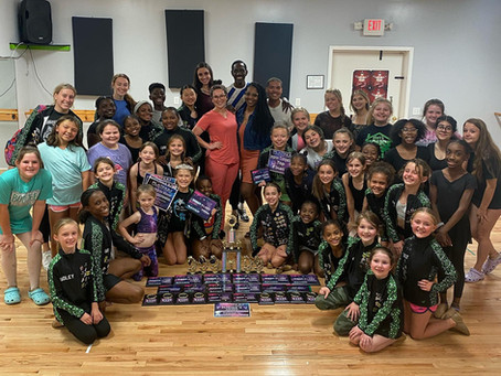 Platinum Dance Competition: May 14-16, 2021
