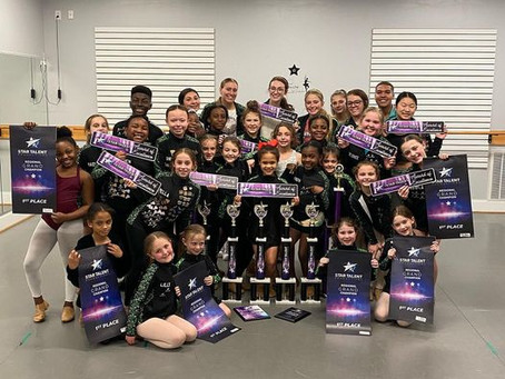 MOVE Takes on Star Talent Dance Competition February 26-28, 2021