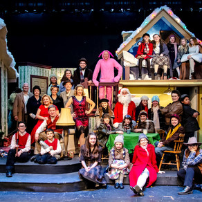 A Christmas Story,                             The Musical! - A True Family Affair