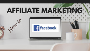 How to start affiliate marketing on Facebook.