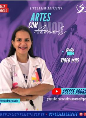 Artes com Amor (Edsandra Gouveia) #05