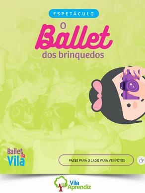 Ballet da Vila brilha em espetáculo