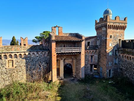 Il Castello dei Maltraversi