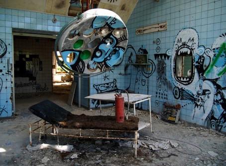 Ospedale militare di Beelitz, Germania