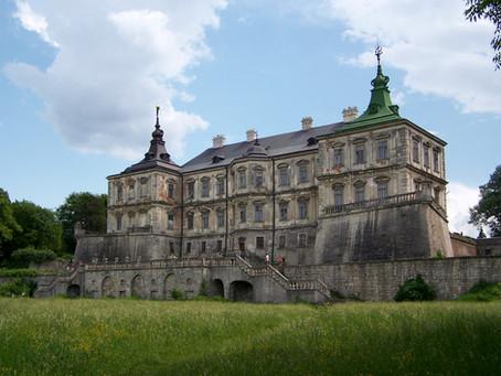 Castello di Pidhirtsi,Ucraina