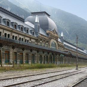 Stazione di Canfranc, Spagna