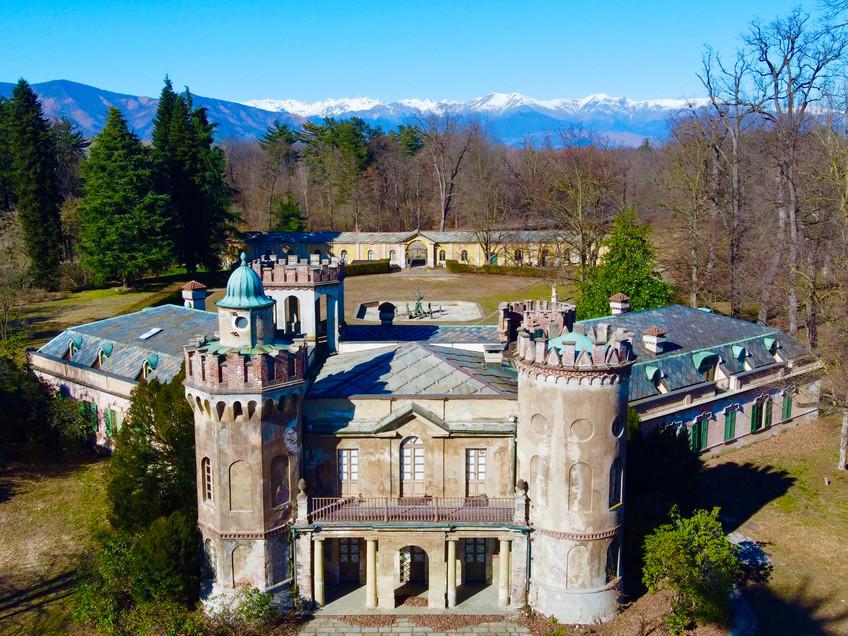 Villa del Cervo