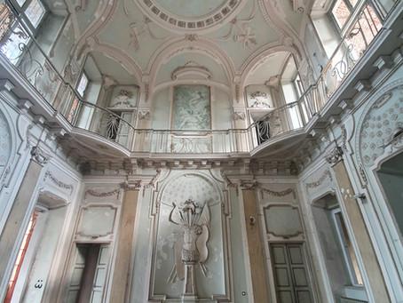 Villa delle 100 Finestre